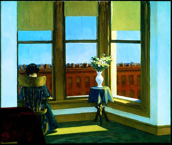 Tela de Edward Hopper